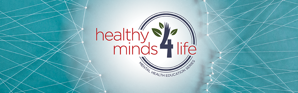 Healthy Minds 4 Life banner